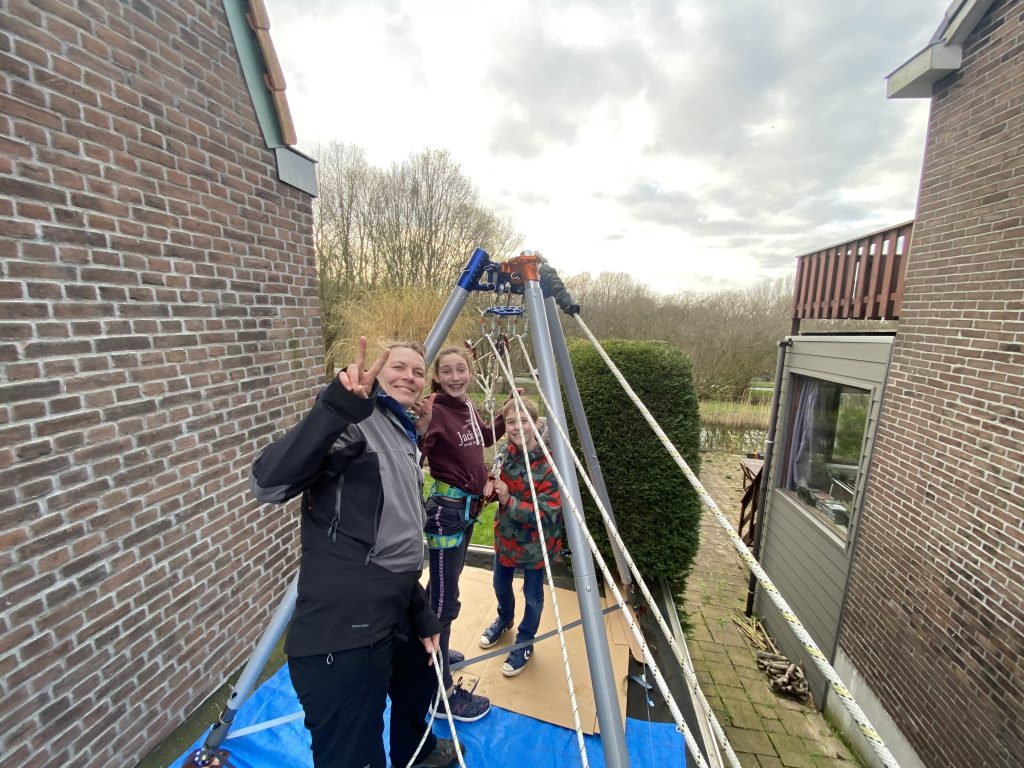 Evenement Tokkel Abseil Rope Access