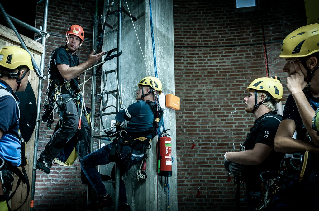 Training IRATA Height Special Expert Rope Access